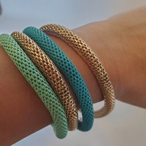H & M Stretchy Bracelet Set